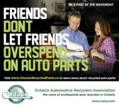 Friends don't let friends overspend on auto parts
